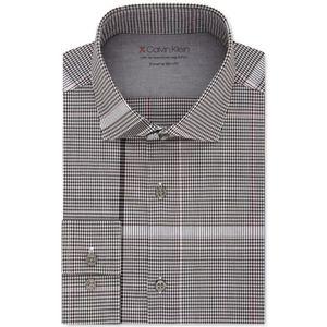 Calvin Klein Men's Slim Fit Gingham Shirt